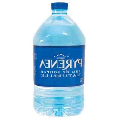 Comment fonctionne une bonbonne d'eau ?