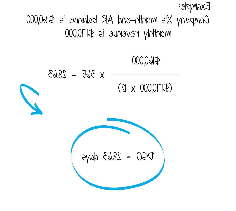 Comment calculer le délai moyen de recouvrement ?